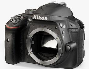 3D model Nikon D3300 Body