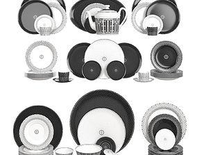 3D asset H-Deco Tableware by Hermes