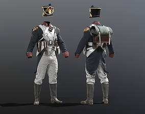 SOLDIER Grande Armee French 3D