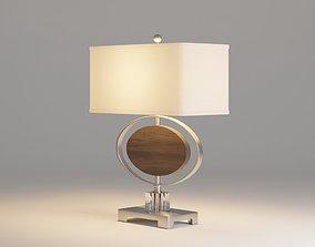 UTTERMOST MALIK TABLE LAMP 3D model