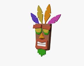 Aku Aku - Fan art 3D model
