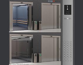 Kone TRANSYS Elevator - KDS 300 3D model