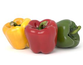 Bell Pepper Photoscan 3D model