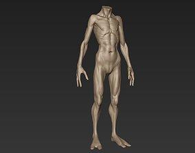 3D model Creature Body Sculpt 6
