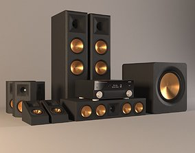 3D Home Theater System