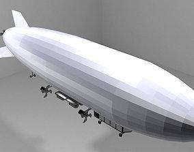 3D model Zeppelin - Classic