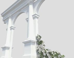 3D model Flowers Vine
