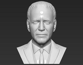Joe Biden bust 3D printing ready stl obj