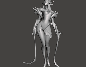 Prestige Coven Zyra 3D Model