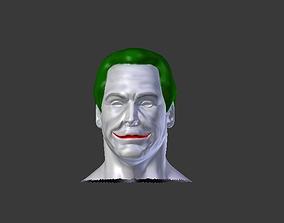 3D model Jack Nicholson Joker