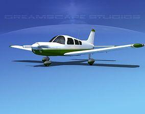 3D Piper PA-28 V05