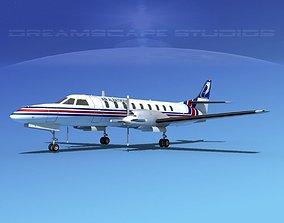 Swearingen SA226 Air Albatross 3D