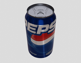 3D model realtime Pepsi Can