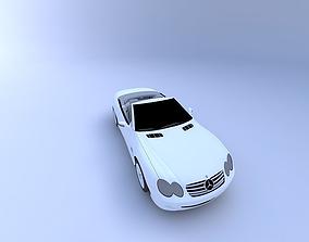 3D model 2002 Mercedes S