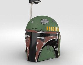 Boba Fett Helmet 3D model