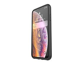 3D printable model Realistic iphone XS Max black case