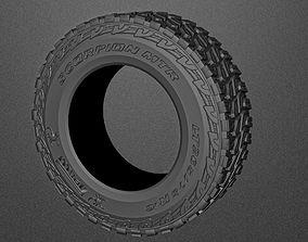 3D Pirelli Scorpion MTR