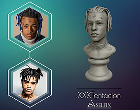 XXXTentaction sculpture Ready to 3D Print
