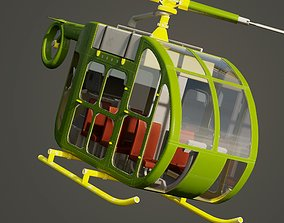 Fiat Helicopter Model 7002