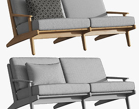 3D Gloster BAY SOFA