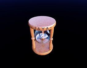 3D printable model One piece permanent magnet
