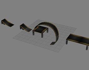 Game props 3D asset