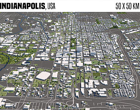 3D Indianapolis
