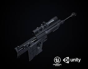 3D asset GM6 Lynx PBR