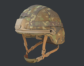 3D asset The Virtus Helmet