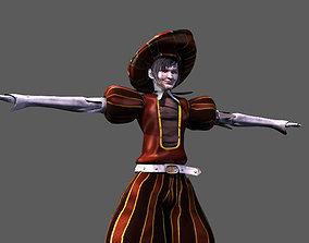 game-ready Joker Modeling