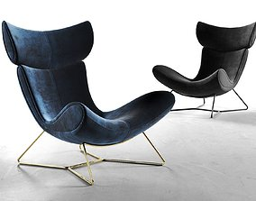 living 3D model Imola Chair