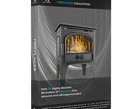 Fireplace Volumepack 3D