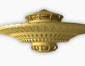 3D Original space craft