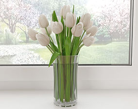 Tulips 02 3D model