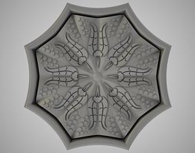 3D print model Carving Design 5