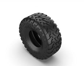 3D printable model toyo tire