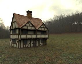 3D model Veranda