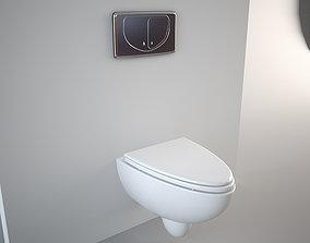 3D Nic Design Barca Toilet