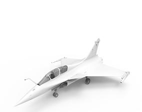 air Dassault Rafale 3d printed