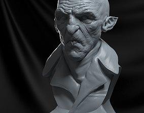 sculptures Nosferatu - the vampyre 3D print model