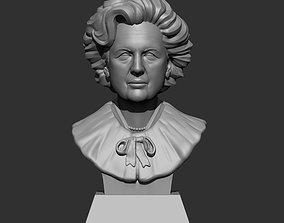 Margaret Thatcher - Iron Lady 3D printable model