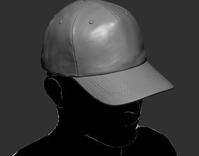 3D model models Baseball Cap