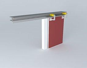 Garage door tabary 3D model