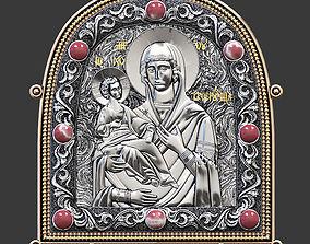 3D Jewelry Orthodoxy Panagia