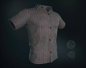 Summer Shirt 3 3D asset realtime