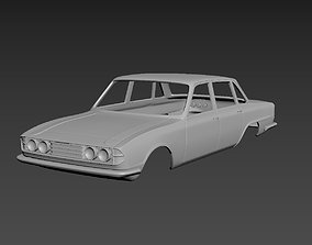 3D printable model Triumph 20002500 mk2 1969-1977 Body For