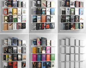 3D Books Collection 03