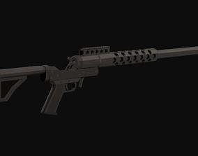 3D model RN-50 Low Poly
