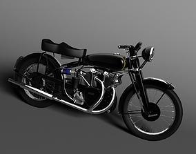 3D model Vincent Black Shadow 1954