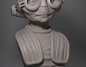 Maz kanata 3D print model